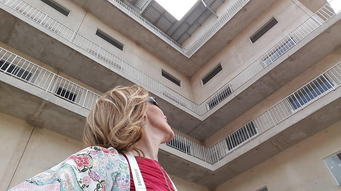 vlog tour fábrica bio extratus novo prédio blog da ana