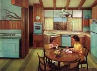 Como eram as cozinhas no passado