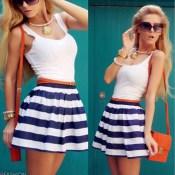 Women-Dress-Summer-Fashion-Vestidos-de-festa-New-Striped-Patchwork-Sleeveless-Tank-Vest-Dresses-Casual-O