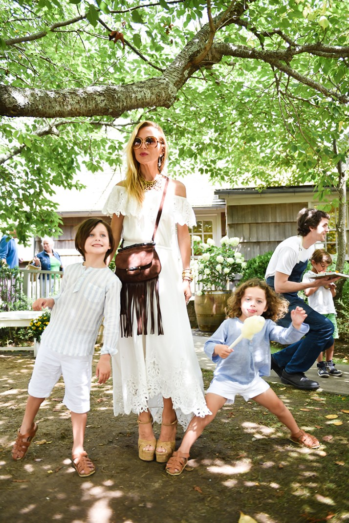 Molly Sims and Mama & Tata Celebrate : goop x Despicable Me 3 Capsule Collection at goop MRKT