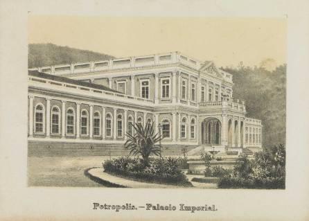petropolis - palacio imperial