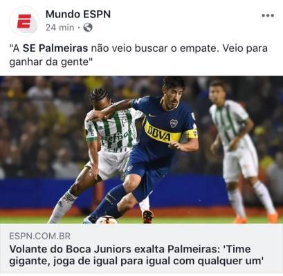 d2b6932922a0e O Palmeiras conquistou bem mais do que os 3 pontos e a classificação na  Libertadores… conquistou marcas históricas