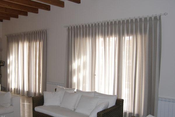 23 ambientes com cortinas modernas
