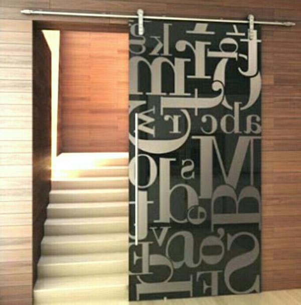 Porta de Correr de Madeira 15 modelos