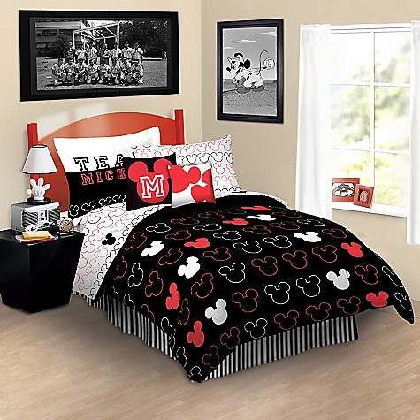 Minnie Mouse Bedroom Set Toddler