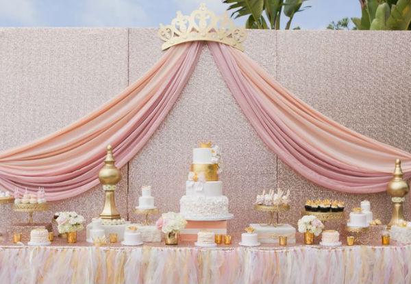 high boy beach chairs sling chair festa da princesa: bolo, decoração, dicas
