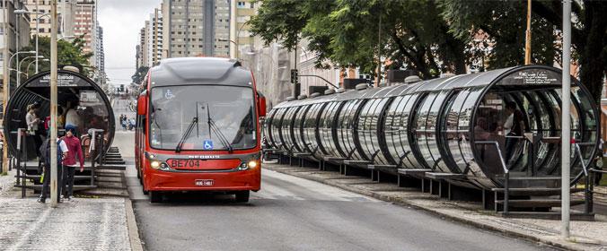 Transporte público de Curitiba