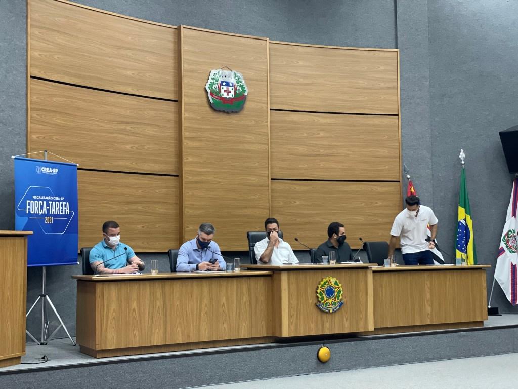 O objetivo é fiscalizar o exercício profissional em quatro municípios