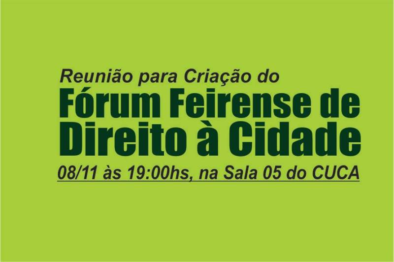 forum-feirense