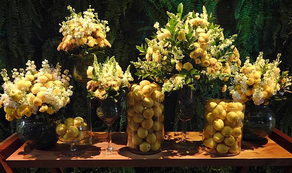 Arquivo para flores  frutas  decorao  tropical  arranjos  Blog da Flaviana