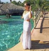 vestido kju renda branco reveillon