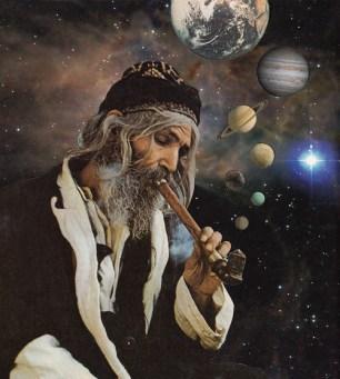 sci-fi-cosmic-art-hand-made-collage-joe-webb-artist-uk-the-shaman