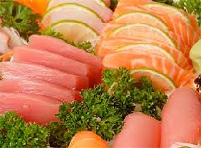 comida peixe