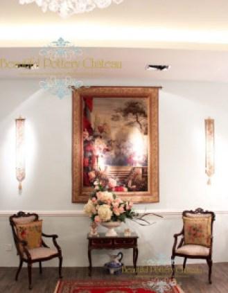 decoração classica