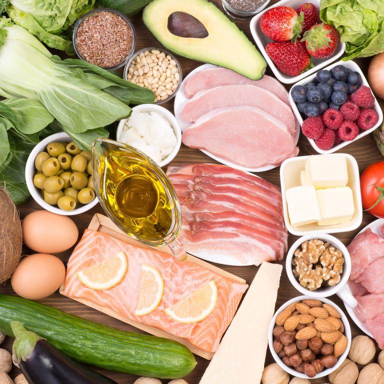 como funciona a dieta cetogênica baixa em carboidratos