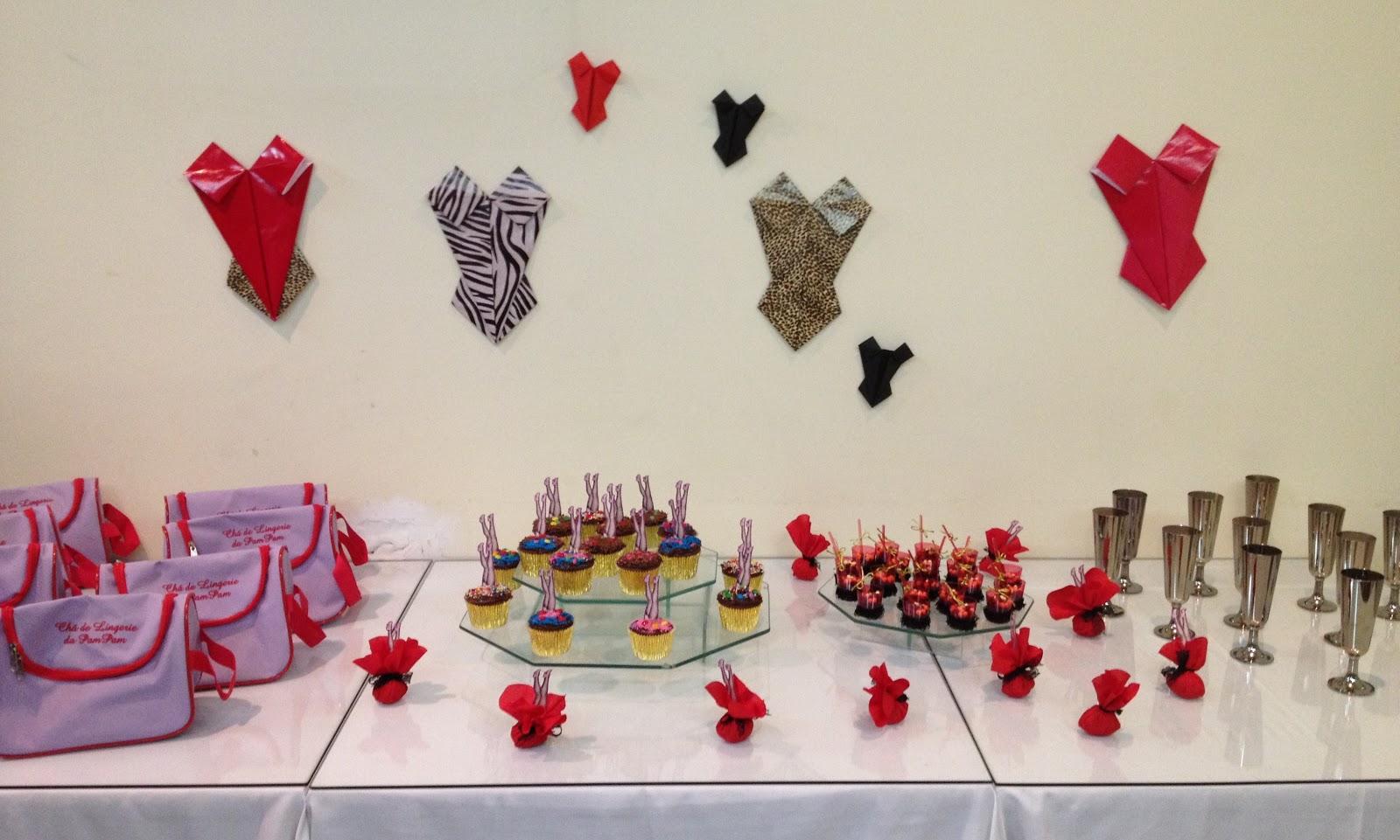 Ideias de decorao para o seu ch de lingerie  Blog da