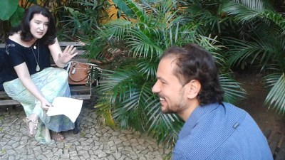 clarissa lago entrevista gil vicente autor de sade