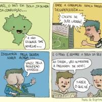 Papo Sério: Quadrinhos- Por Daniel Cramer