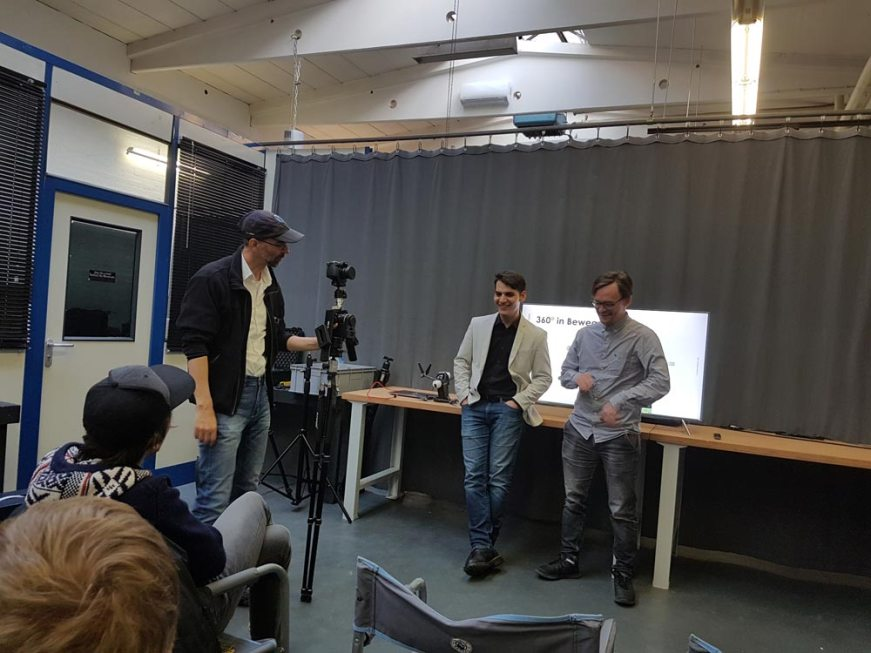 5-KLT-and-COEZBAY-360-Camera-Workshop-Team