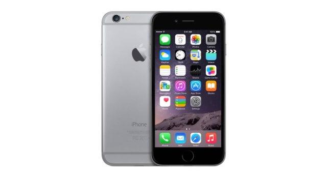 los 10 mejores celulares 2014 2015 - apple iphone 6