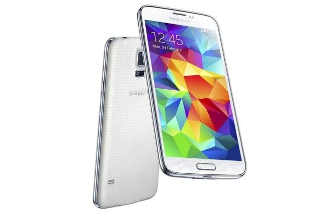 los 10 mejores celulares 2014 2015 - samsung galaxy s5