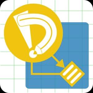 mejores apps para crear diagramas uml en android - drawexpress diagram