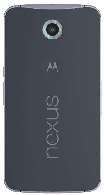 nexus 6 frontal