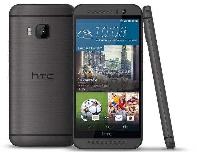 smartphones con mejor camara de fotos - htc one m9