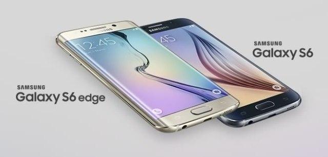 smartphones con mejor camara de fotos - samsung galaxy s6 galaxy s6 edge