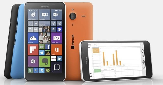 mejores smartphones gama media - microsoft lumia 640 xl