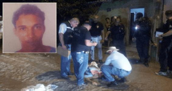 Crime de homicídio em São Gonçalo do Amarante