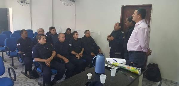 Guarda Municipal de Guamaré, referência em segurança