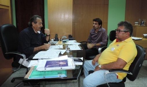 José Adécio, Gustavo e Neguinho