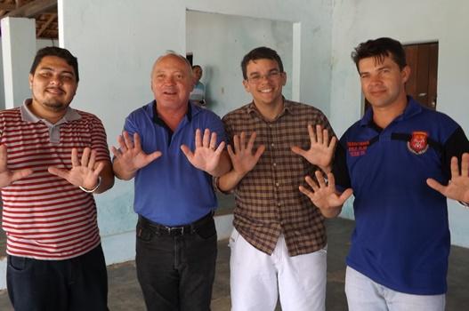 Lideranças de São Bento do Norte ingressam no PRB