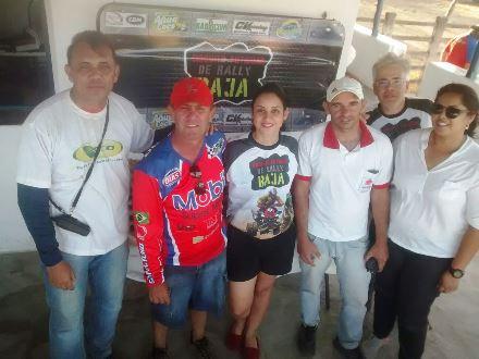 Ailton Gomes participa de Rally Baja em São Paulo do Potengi