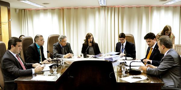 CCJ propõe debate sobre reforma da previdência (Foto:Eduardo Maia)