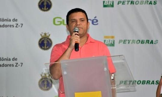 Prefeito Hélio na abertura do Circuito Petrobrás de Vela