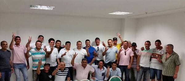 Reunião dos militantes do PSDB de Pilões