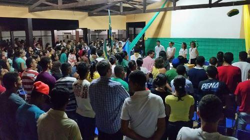 Lançamento do Setembro Cidadão em São Miguel do Gostoso