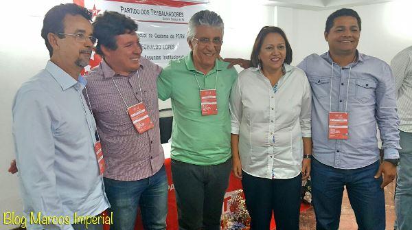Petistas se reúnem e discutem eleição 2016