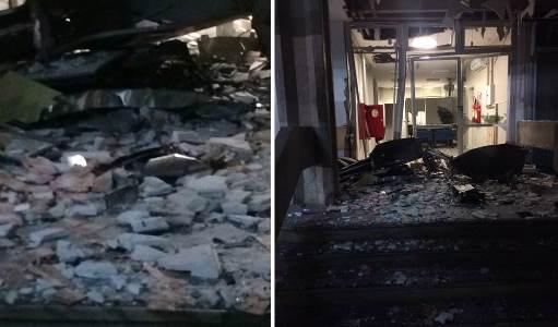 Bandidos explodem caixas eletrônicos na UFRN