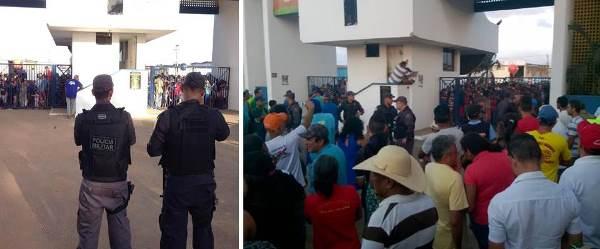 Interdição do Parque Aristofanes Fernandes gera protesto em PArnamirim