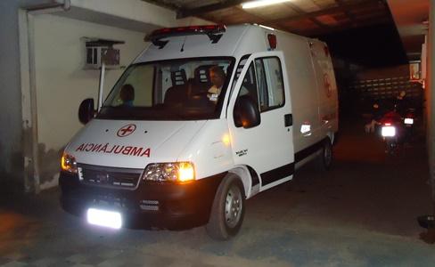 HR é contemplado com ambulância-UTI zero km