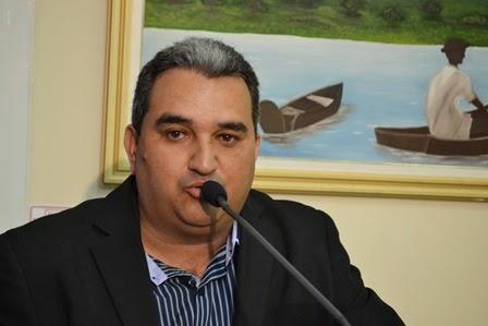 Vereador Holderlin Silva(PROS)