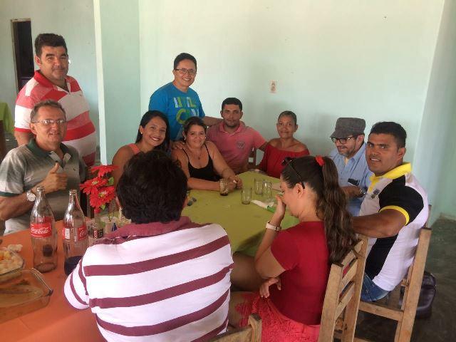 Em reunião vereadores decidem pelo nome de Carlinhos para presidência da Casa