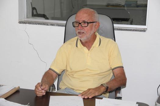 José Bezerra, prefeito de janduís