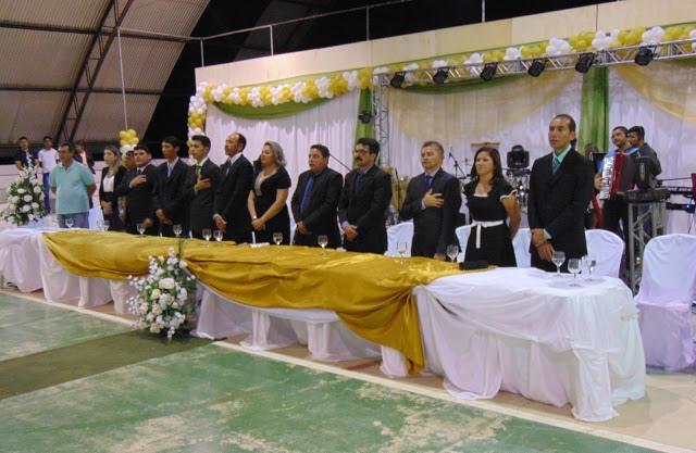 Cerimonial de posse da prefeita Suely, do vice-prefeito Bobo e dos vereadores (Fotos: Eurípedes Dias)