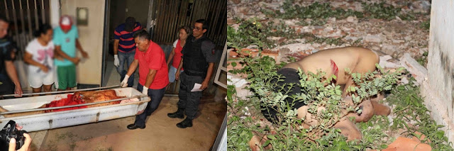 Itep recolhe corpos de mortes violentas em Mossoró
