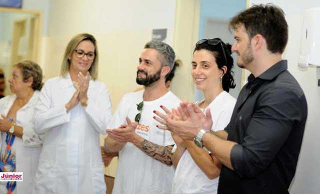 Secretário Higor Andrade com representantes da CPFL Renováveis