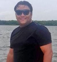 Alex Alves, uma das vítimas